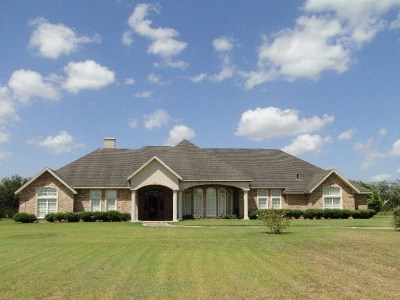 Cameron County Single Family Home For Sale: 1000 Agar Lane
