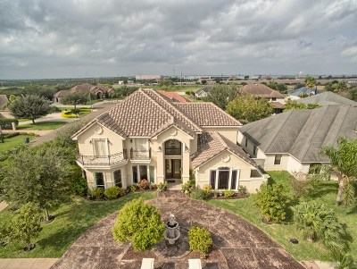 Mission Single Family Home For Sale: 1502 Colosio Lane
