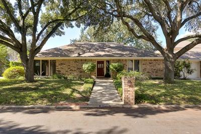 McAllen Single Family Home For Sale: 3108 Scenic Way