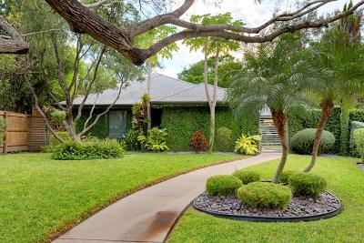 McAllen Single Family Home For Sale: 337 Xanthisma Avenue