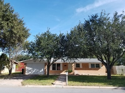 Pharr Single Family Home For Sale: 1227 S Canna Street