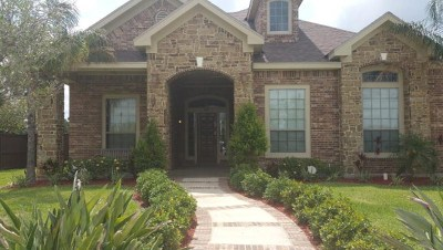 Mission Single Family Home For Sale: 2501 S Grand Canal Drive
