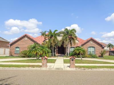 Mission Single Family Home For Sale: 1701 Pebble Drive