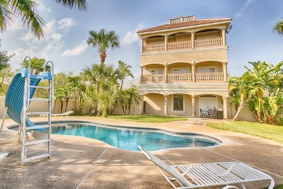 Weslaco Single Family Home For Sale: 13500 FM 88