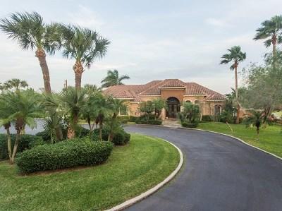 Weslaco Single Family Home For Sale: 13204 FM 88