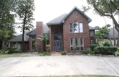McAllen Single Family Home For Sale: 408 E Newport Lane