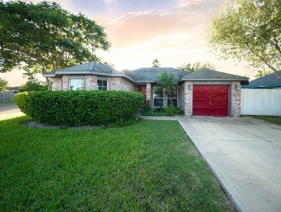 Harlingen Single Family Home For Sale: 2105 E Vista Verde Circle