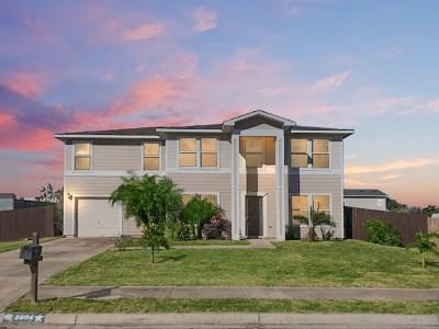 Mercedes Single Family Home For Sale: 3804 Mirasol Street