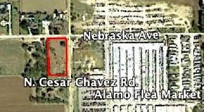 San Juan Residential Lots & Land For Sale: N Cesar Chavez Road
