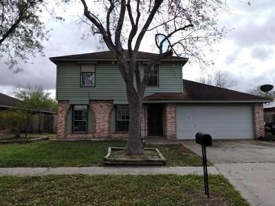 Harlingen Single Family Home For Sale: 2001 W Arbor Street