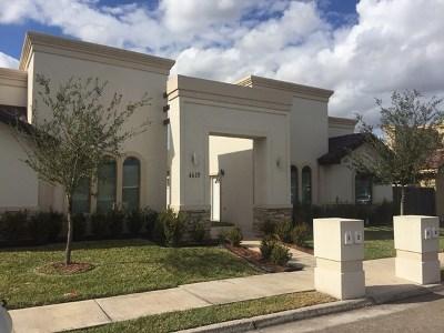 Pharr Multi Family Home For Sale: 4619 Dogwood Street