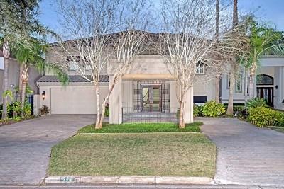 Mission Single Family Home For Sale: 120 Rio Grande Avenue