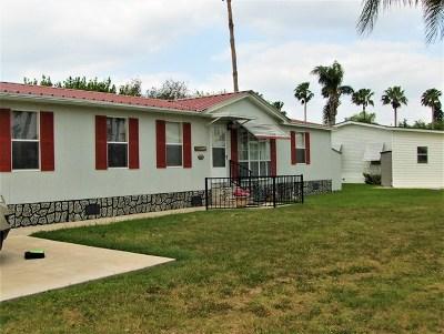Mercedes Single Family Home For Sale: 503 Esperanza