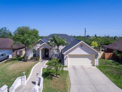 San Juan Single Family Home For Sale: 1206 Zarate Street