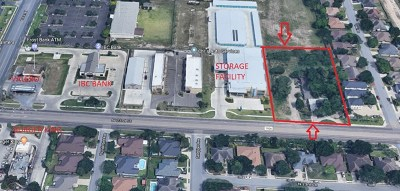 McAllen Single Family Home For Sale: 7008 23rd Street