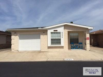 Harlingen Single Family Home For Sale: 4332 Minnesota Street