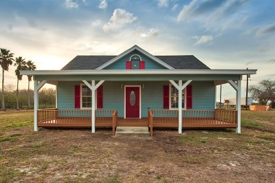 Mercedes Single Family Home For Sale: 7827 Vera Lane