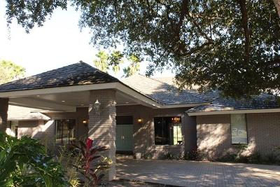McAllen Single Family Home For Sale: 9500 Las Palmas Drive