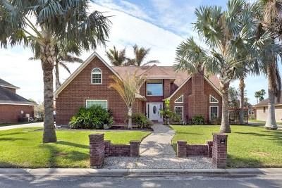 Harlingen Single Family Home For Sale: 3302 Pebble Beach Drive