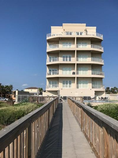 South Padre Island TX Condo/Townhouse For Sale: $419,000