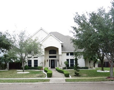 Mission Single Family Home For Sale: 3101 Santa Olivia