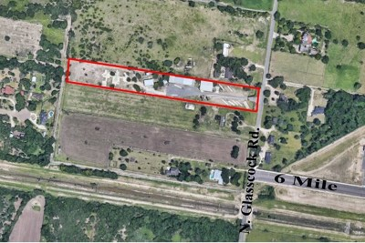 Mission Commercial For Sale: 10017 N Glasscock Road