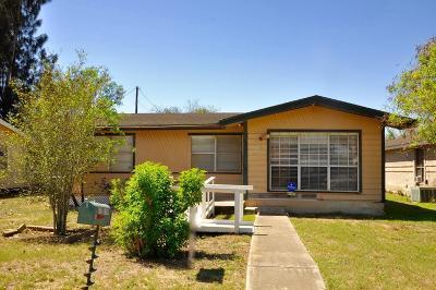 Weslaco Single Family Home For Sale: 609 Elma Street