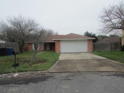 McAllen TX Single Family Home For Sale: $108,000