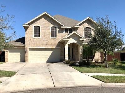 Mission Single Family Home For Sale: 2809 San Ricardo