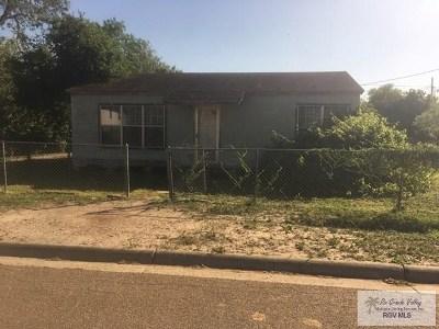 Harlingen Single Family Home For Sale: 1310 Nesmith Street