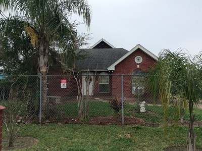 Harlingen Single Family Home For Sale: 22500 Sabal Avenue