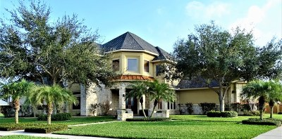 McAllen Single Family Home For Sale: 4029 Northern Lights