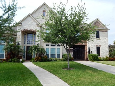 Mission Single Family Home For Sale: 2401 San Lucas