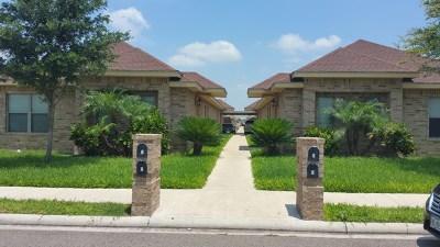 Pharr Multi Family Home For Sale: 3605 Fairmont Avenue