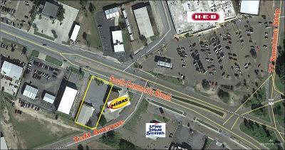 Harlingen Commercial For Sale: 1126 S Commerce Street