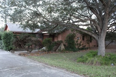 McAllen Single Family Home For Sale: 400 Taylor Road