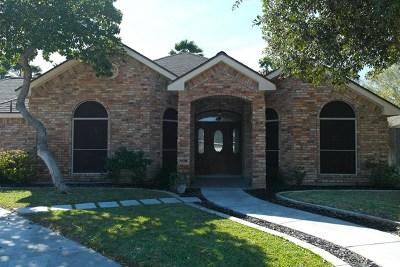 McAllen Single Family Home For Sale: 2705 Verdin Avenue