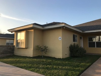 Pharr Condo/Townhouse For Sale: 1530 W Hall Acres Road