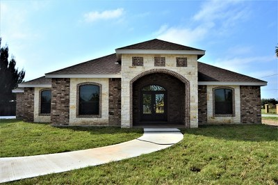 Weslaco Single Family Home For Sale: 6902 Colosio Court