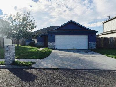 Pharr Single Family Home For Sale: 4104 Las Nubes