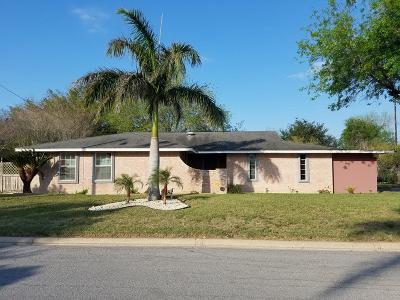 Weslaco Single Family Home For Sale: 304 Audrey Drive