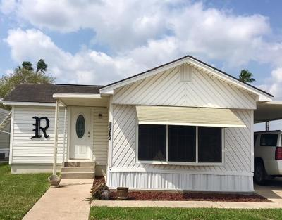 Weslaco Single Family Home For Sale: 2816 Mesa Verde Drive