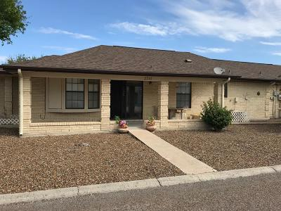Pharr Single Family Home For Sale: 2741 Ashley Drive