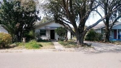 Weslaco Single Family Home For Sale: 702 S Indiana Avenue