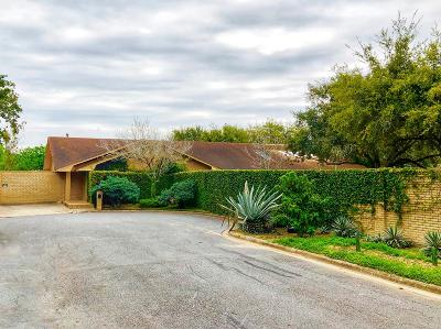 McAllen Single Family Home For Sale: 400 Kennedy Avenue