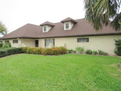 McAllen Single Family Home For Sale: 4120 Taylor Road