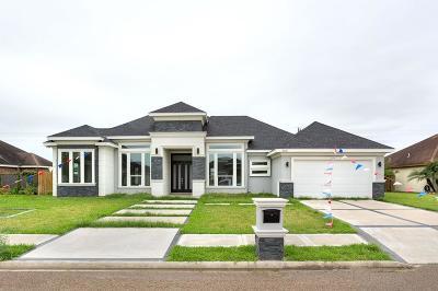Weslaco Single Family Home For Sale: 3527 Oak Preserve