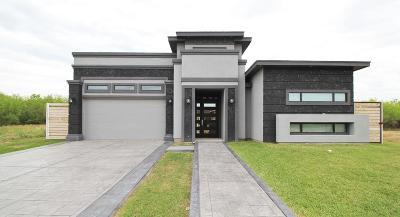 Pharr Single Family Home For Sale: 2703 Fir Street