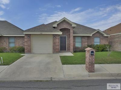Harlingen Single Family Home For Sale: 2005 Treasure Oaks Drive