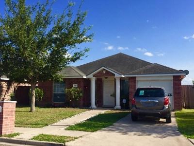 Pharr Single Family Home For Sale: 709 Darlene Avenue